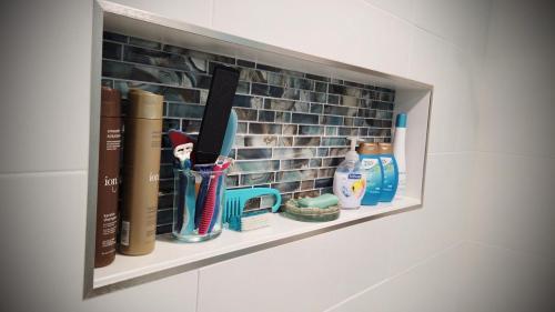 Merryl Master Bathroom Remodel