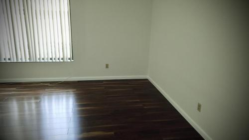 William Vinyl flooring, drywall repair, baseboards, and interior painting